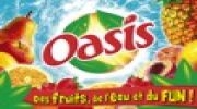 OASIS Des fruits, de l'eau de source, du fun !